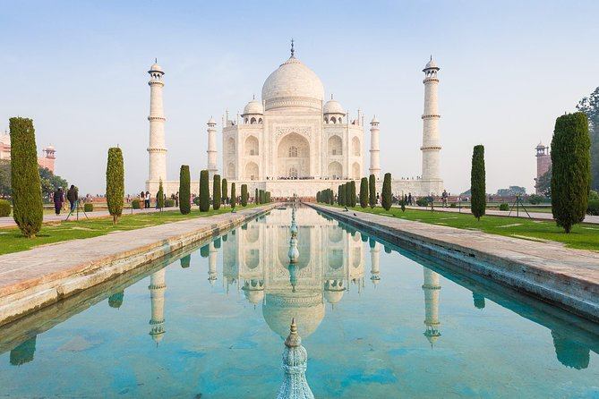04 Days Golden Triangle Tour All Included