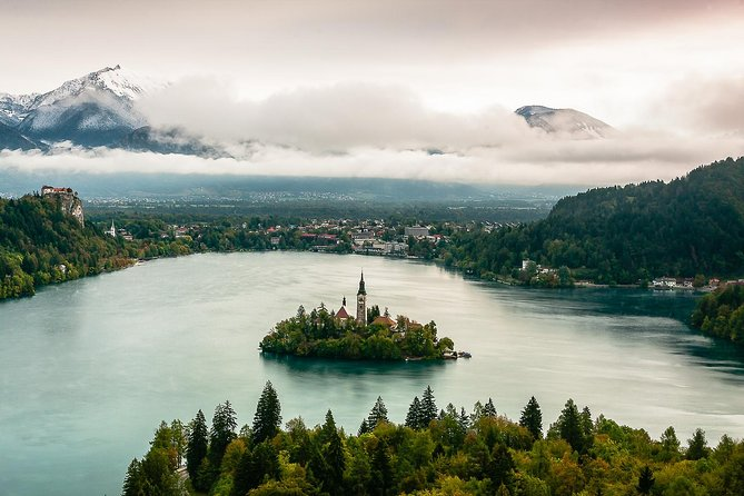 Full day tour to Lake Bled & Ljubljana capital city from Koper/Trieste