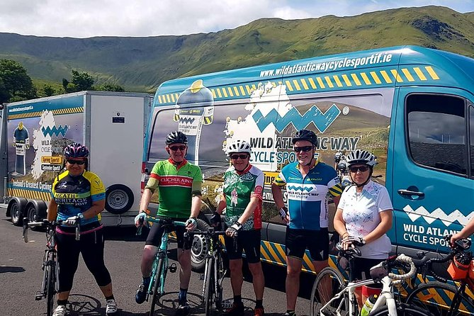 Cycling Ireland's Wild Atlantic Way