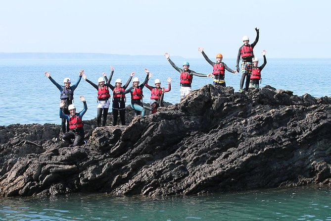 Coasteering Experience photo 6
