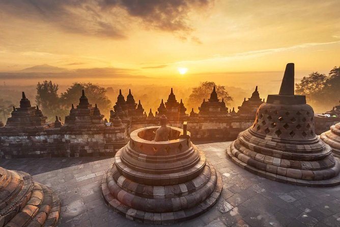 Borobudur Sunrise And Prambanan Temples Tour (PRIVATE TOUR)
