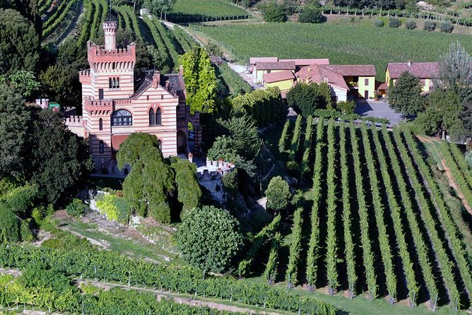 Wine tasting experience & Brescia guided tour