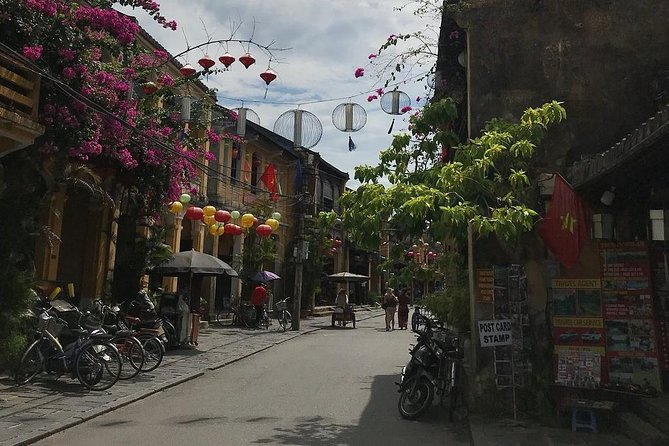 Guided Fullday Tour to My Son Holyland, Marble Moutain & Hoi An Walking Tour