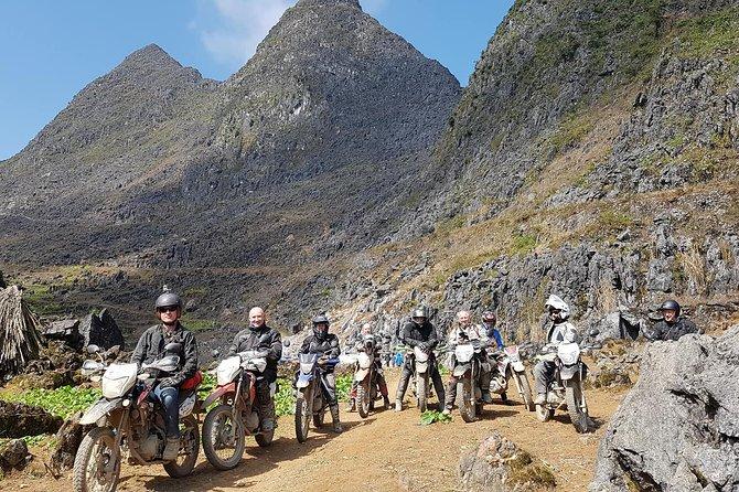 Ha Giang Motobike Adventure | Eastern Loop | 1 night homestay 1 night hotel