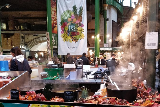 Private Borough Market Food Tour in London