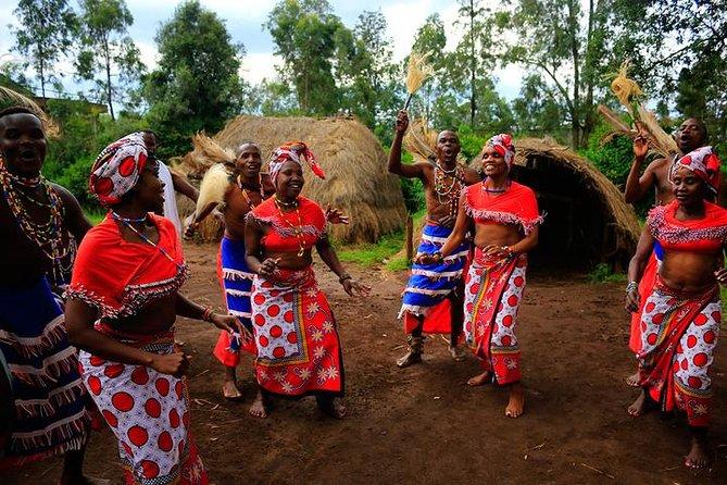 Bomas half day tour from Nairobi