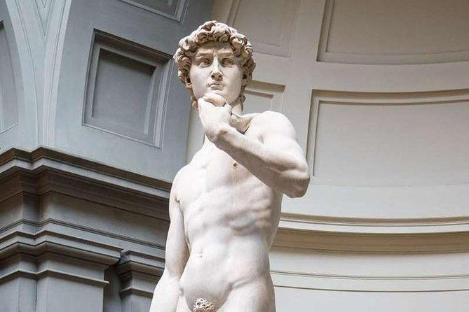 Michelangelo's David: Accademia Gallery Tour