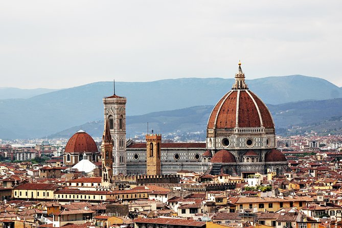Skip The Line Florence Full Day Tour With Uffizi,accademia & Walikng Tour