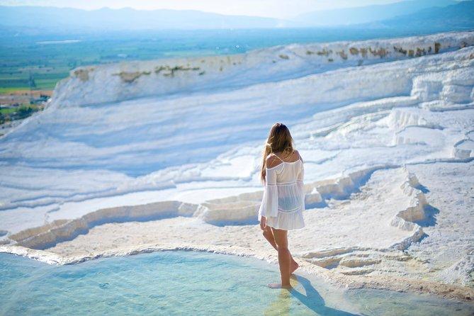 Pamukkale-Tagestour ab Antalya