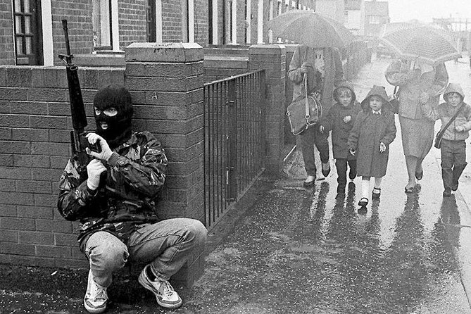 Belfast's Troubled History Tour