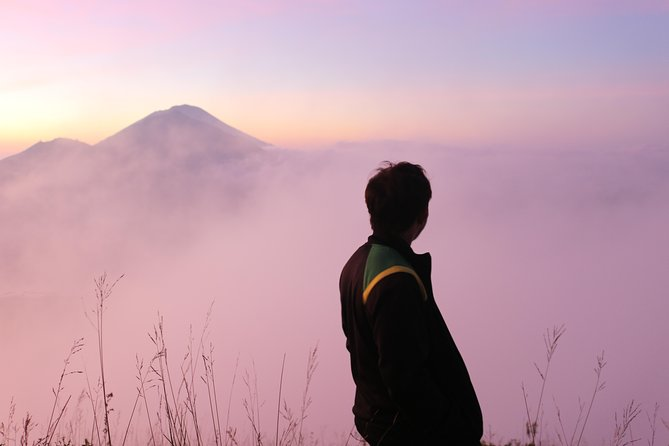 Batur hiking and hot spring relaxation