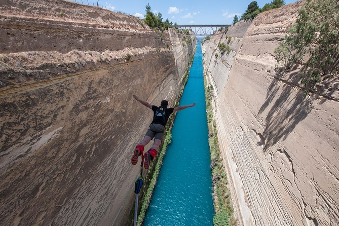 CORINTH CANAL- ZULU BUNGY (price is for 1 MINIVAN, up to 7 passengers) photo 1