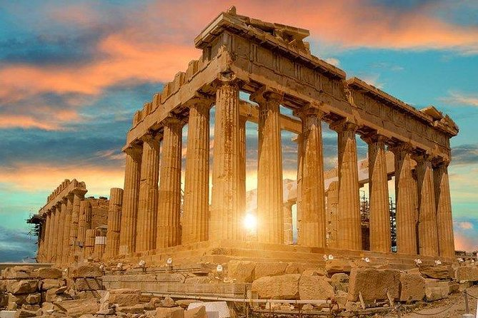 1.Athens Sightseeing Private Tour
