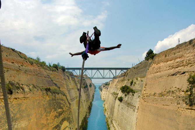 CORINTH CANAL- ZULU BUNGY (price is for 1 MINIVAN, up to 7 passengers) photo 8