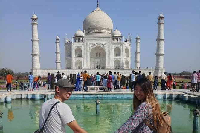 From Delhi: Agra Taj Mahal Tour by Car with Lunch photo 7