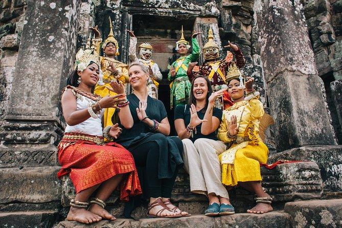 Spirit of Angkor spiritual discovery of the temples of Angkor