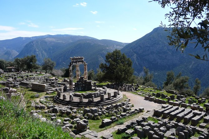 Delphi All Day Tour Taxi or Van