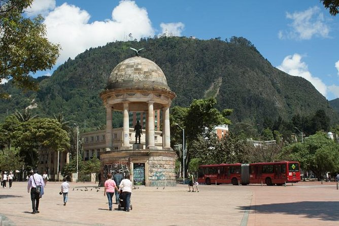 Bogota City Tour with Gold Museum and Optional Monserrate