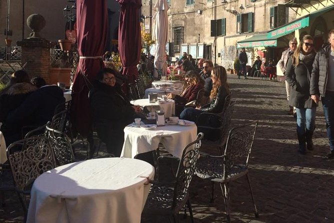 Roman Countryside Food and Wine Tasting small group Tour