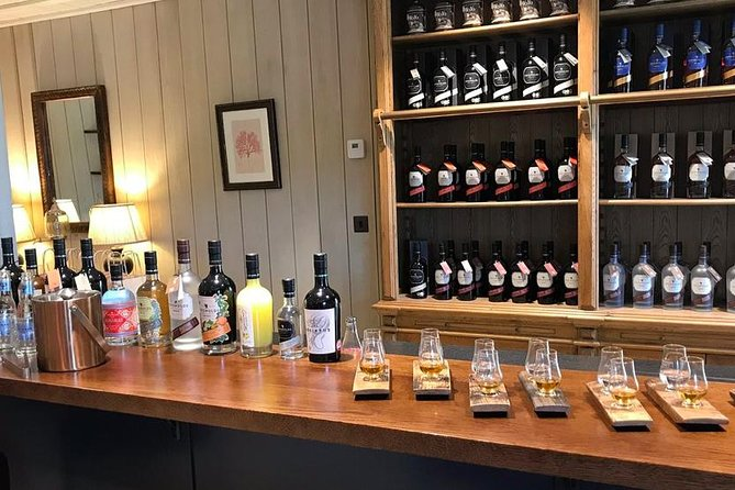 Whisky and Gin Private Tour in the Cotswolds
