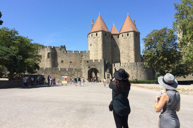 Day tour to the Cité de Carcassonne and the Lastours Castles. From Toulouse photo 1
