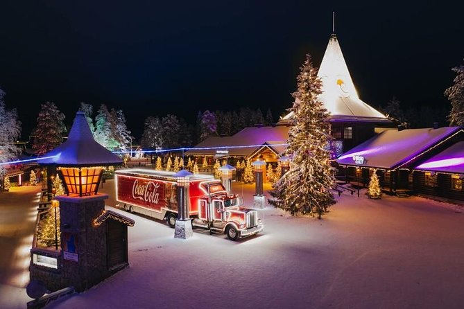 Rovaniemi City tour and Santa Claus Village with Private guide by Lux car