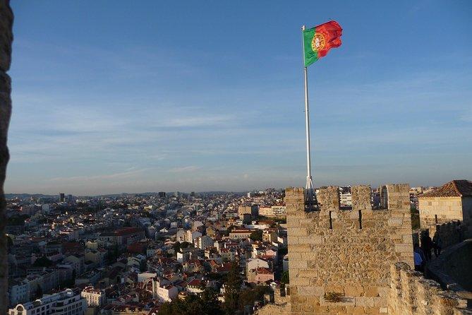 Self-Guided Tour in Lisbon - secret spots - 1 day