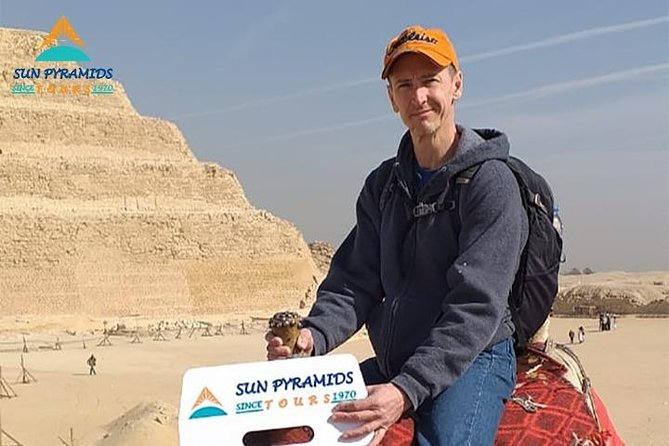 Tour to Pyramids, Sakkara & Dahshur photo 1