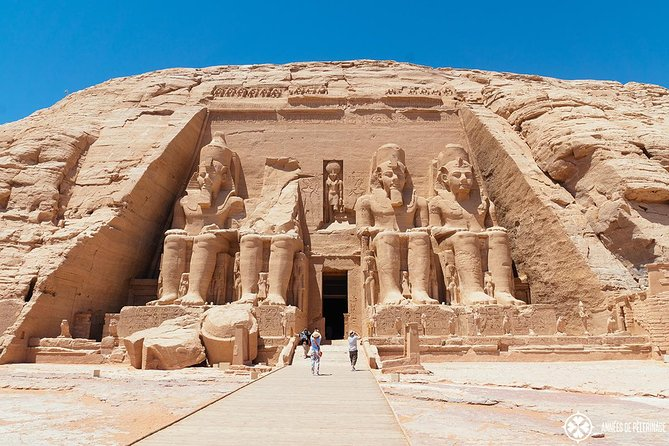 8 Day Egypt Package With Luxor, Aswan, Nile Cruise, Balloon, Abu Simbel