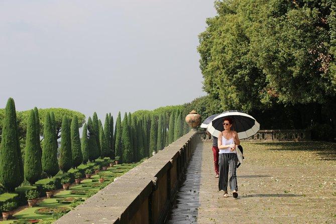 Vatican Museums & Castel Gandolfo Pope's Summer Residence Day Trip