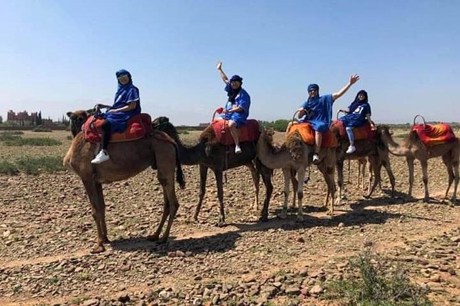 Day Trip From Marrakech To Atlas Mountains And Camel Ride photo 6