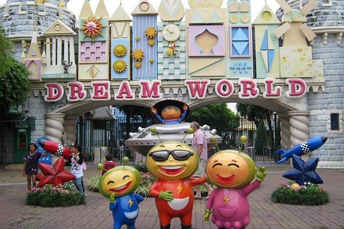 Discovery Bangkok with Dream World Tour (buffet lunch+transfer)