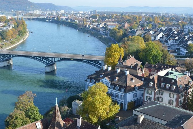 Premium Transfer from Zürich Airport or city to Basel city, port or Airport
