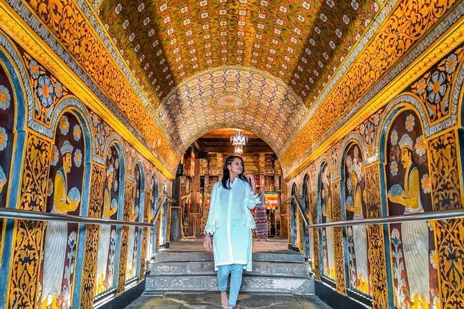 Kandy Private City Tour Do it All in One Day