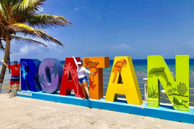 Roatan's ORIGINAL Customizable Best of Roatan Tour