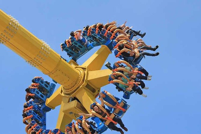 Skip the Line:Bangkok Dream World 1-Day Ticket, Buffet Lunch(including transfer)