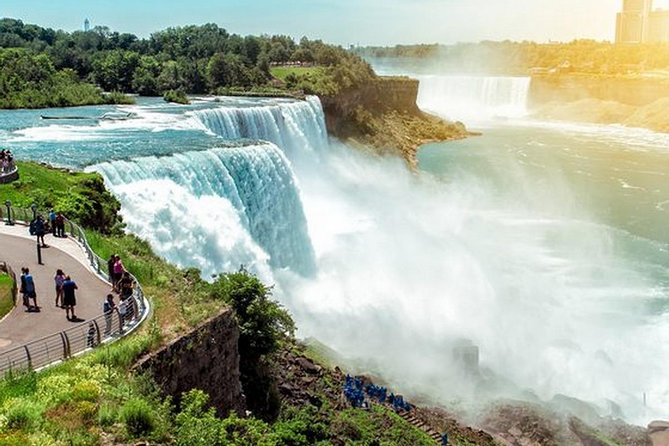 3-Day USA Niagara Falls + Washington D.C. Tour (NYC departure) DN3