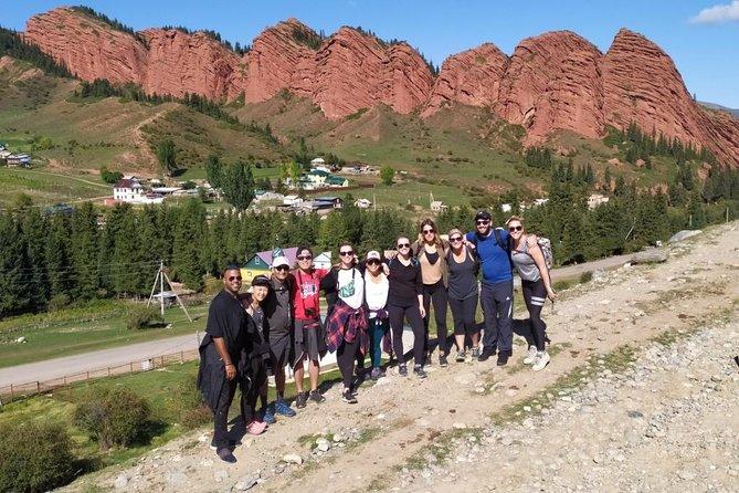 Kyrgyzstan Express Adventure Tour