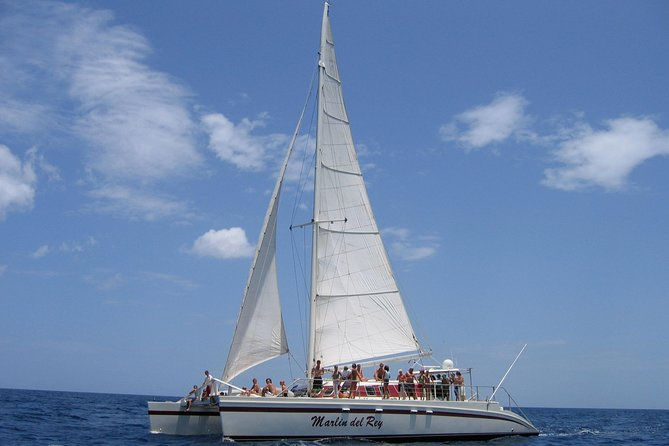 Private Catamaran Tour on Marlin del Rey