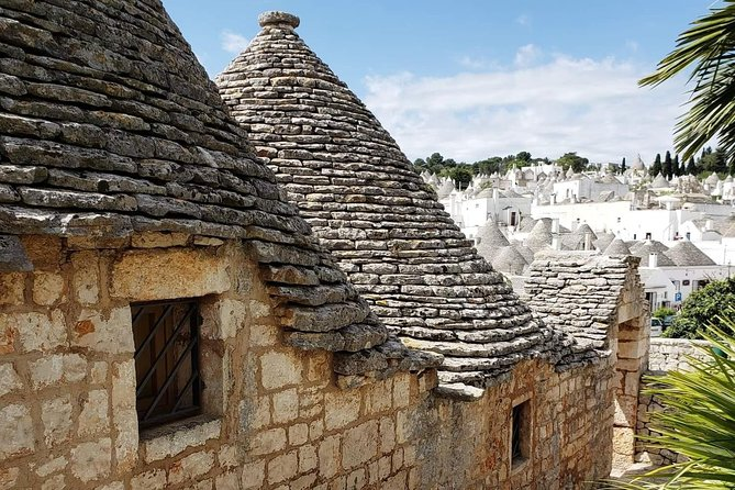 Visit of Alberobello and tasting