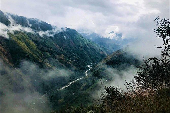 Inca Jungle Trek to Machu Picchu 4D