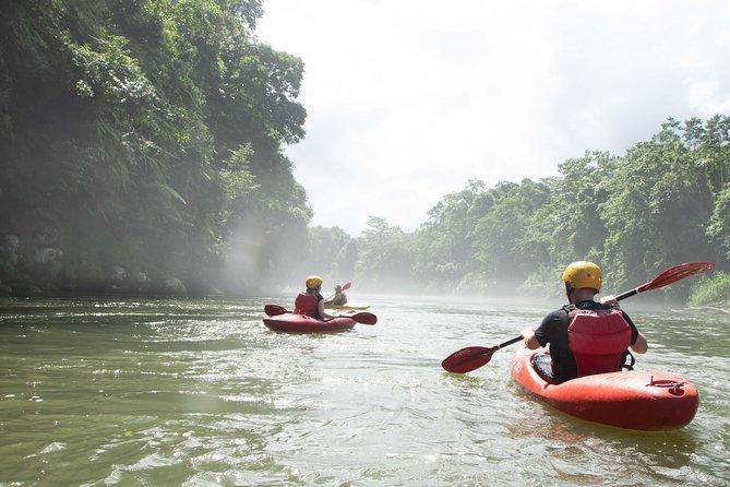 Kajak Jungle Tour - Sarapiqui-floden - Costa Rica