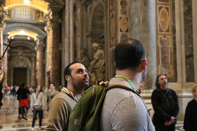 Ultimate St. Peter's Basilica Dome Climb and Tour with Papal Crypts photo 4