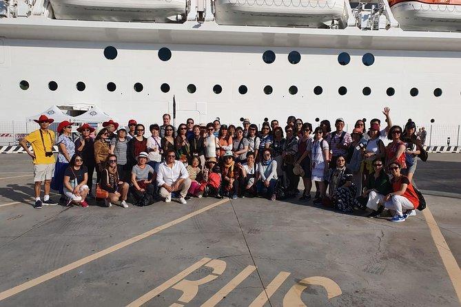 Group Tour for Cruisers Etna, Taormina