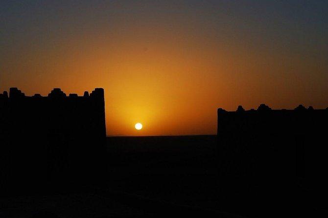 Marrakech to the desert of Merzouga, sleep and dream under the stars. 5 Days