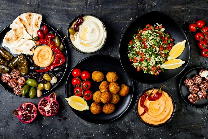 Flatbread & Meze Making/ Lunch or Dining Experience