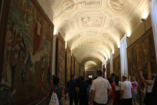 Skip the Line Vatican Tour with Local Trastevere Food Tour Combo photo 15