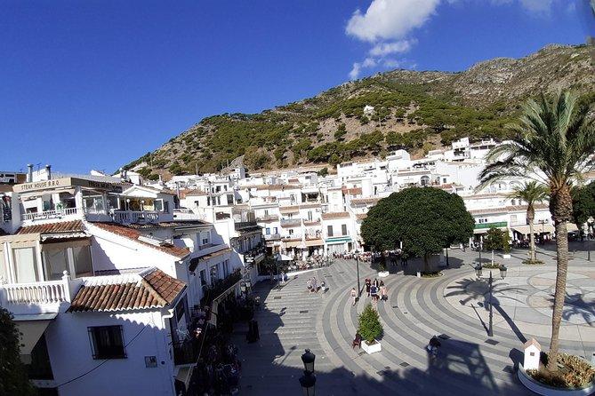 Mijas private walking tour