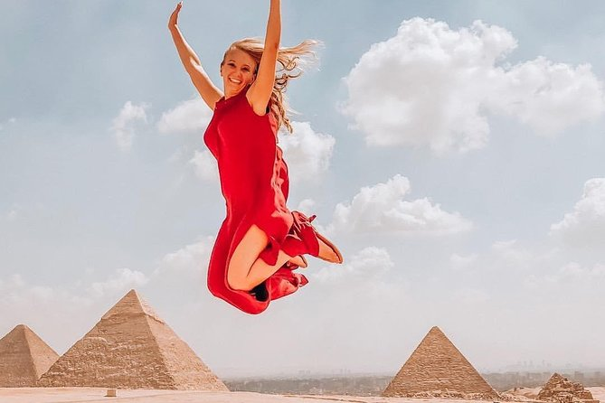 Private 3 Full Days In Egypt Start From Cairo Airport