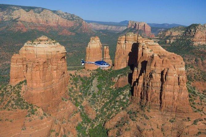 Sedona Helicopter Tour: 15 minutes
